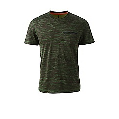 Lands' End - Green sport tech tee