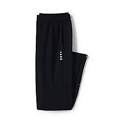 Lands' End - Black active track pants