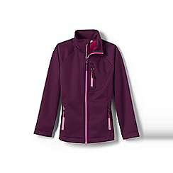 Lands' End - Red softshell jacket