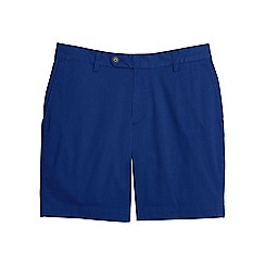 Lands' End - Blue stretch shorts