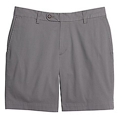 Lands' End - Grey stretch shorts
