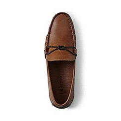 Lands' End - Brown driving shoes