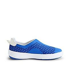 Lands' End - Blue slip-on water shoes