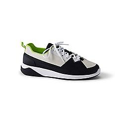Lands' End - Black walker shoes