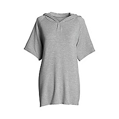 Lands' End - Grey leisure sport street sweatshirt
