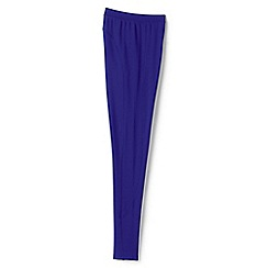 Lands' End - Purple thermaskin heat natural longjohns