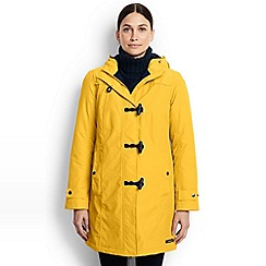 Lands' End - Pink squall duffle coat