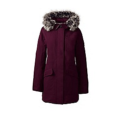 Lands' End - Red hyperdry expedition down parka