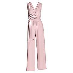 Lands' End - Pink long jumpsuit