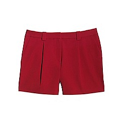 Lands' End - Red stretch shorts