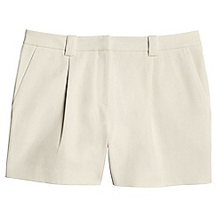 Lands' End - Cream stretch shorts