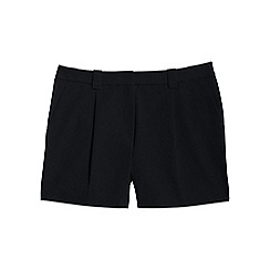 Lands' End - Black stretch shorts