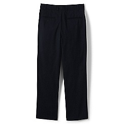 Lands' End - Blue wool trousers
