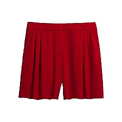 Lands' End - Red swing shorts