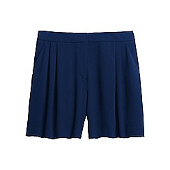 Lands' End - Blue swing shorts