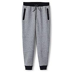 Lands' End - Boys' grey sport sweatpants