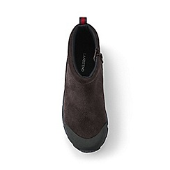 Lands' End - Brown everyday suede boots