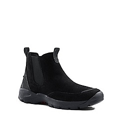Lands' End - Black regular everyday chelsea boots