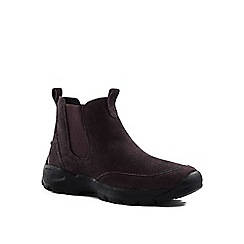Lands' End - Brown regular everyday chelsea boots