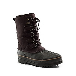 Lands' End - Brown snow pack boots