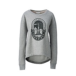 Lands' End - Grey signature sweatshirt