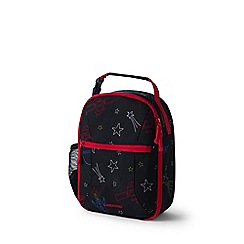 Lands' End - Multi print classmate soft side lunch box
