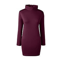 Lands' End - Red roll neck tunic