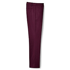 Lands' End - Red pin straight chinos