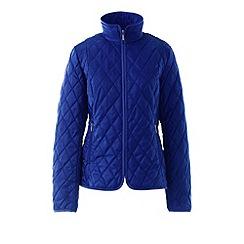 Lands' End - Blue primaloft travel jacket