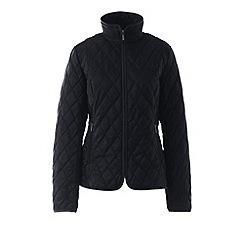 Lands' End - Black primaloft travel jacket
