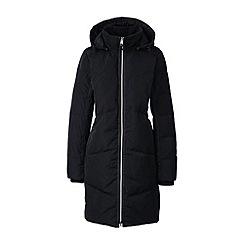 Lands' End - Black aspen hyperdry down coat