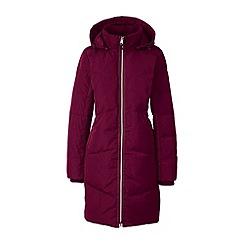 Lands' End - Red aspen hyperdry down coat