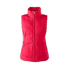 Lands' End - Pink hyper dry down gilet