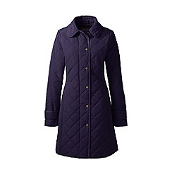 Lands' End - Purple primaloft coat