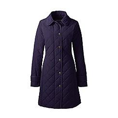 Lands' End - Purple primaloft coat
