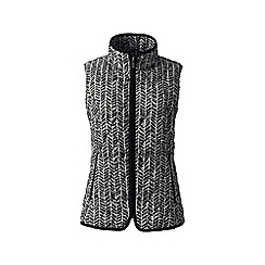Lands' End - Multi patterned primaloft packable gilet