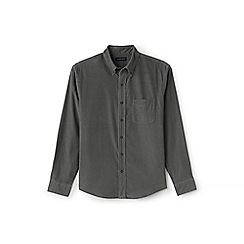 Lands' End - Grey cord shirt