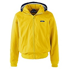 Lands' End - Yellow regular spring squall jacket