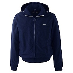 Lands' End - Blue regular spring squall jacket