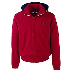 Lands' End - Red regular spring squall jacket