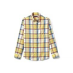 Lands' End - White lightweight cotton shirt
