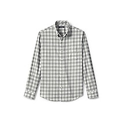 Lands' End - Grey lightweight cotton shirt