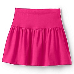 Lands' End - Pink cotton skort