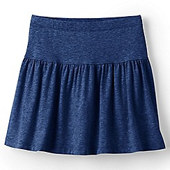 Lands' End - Blue cotton skort