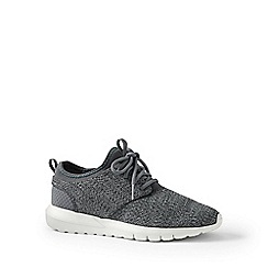 Lands' End - Grey active trainers
