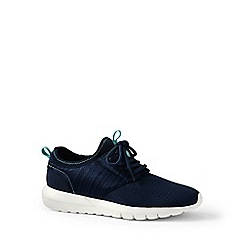 Lands' End - Blue active trainers