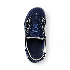 Lands' End - Blue regular water sandals