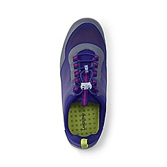 Lands' End - Purple regular water shoes