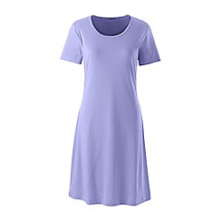 Lands' End - Purple supima nightdress