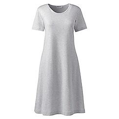 Lands' End - Grey supima nightdress